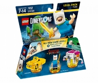 LEGO Dimensions 71245 Время приключений