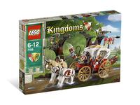 LEGO Kingdoms 7188 Ловушка для королевской кареты