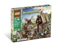 LEGO Kingdoms 7189 Нападение на деревенскую мельницу