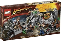 LEGO Indiana Jones 7196 Битва на кладбище Чочиле