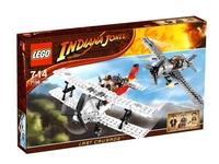 LEGO Indiana Jones 7198 Атака истребителя