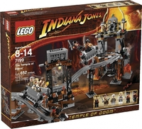 LEGO Indiana Jones 7199 Храм судьбы