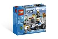 LEGO City 7279 Коллекция полицейских минифигурок