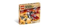 LEGO Pharaohs Quest 7307 Атака летающих мумий