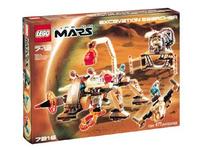 LEGO Space 7316 МАРСИАНСКИЙ ЭКСКАВАТОР