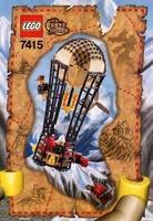 LEGO Adventurers 7415 Aero Nomad