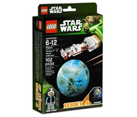 LEGO Star Wars 75011 Корабль Tantive IV и планета Алдераан