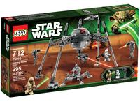 LEGO Star Wars 75016 Самонаводящийся дроид-паук
