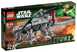 LEGO Star Wars 75019 Шагоход AT-TE