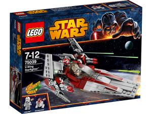 LEGO Star Wars 75039 Звездный истребитель V-Wing