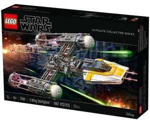 LEGO Star Wars 75181 Звёздный истребитель типа Y