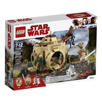 LEGO Star Wars 75208 Хижина Йоды