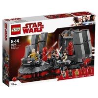 LEGO Star Wars 75216 Тронный зал Сноука