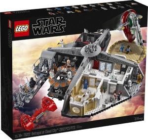 Lego Star Wars 75222 Западня в Облачном городе