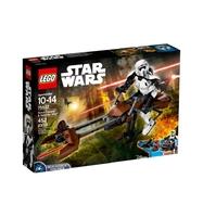 LEGO Star Wars 75532 Штурмовик-разведчик на спидере