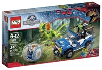 LEGO Jurassic World 75916 Засада на дилофозавра