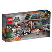 LEGO Jurassic World 75932 Охота на рапторов в Парке Юрского Периода
