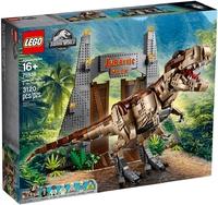 Lego Jurassic World 75936 Парк Юрского периода: ярость тираннозавра