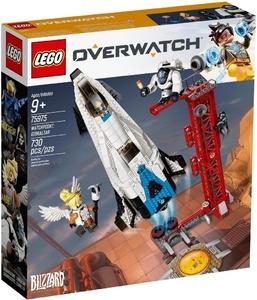 Lego Overwatch 75975 Пост наблюдения: Гибралтар