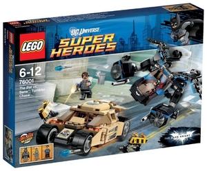 LEGO DC Super Heroes 76001 Погоня за Бэйном
