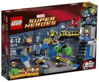 LEGO Marvel Super Heroes 76018 Халк: разгром лаборатории