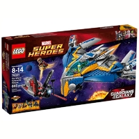 LEGO Marvel Super Heroes 76021 Спасение на космическом корабле