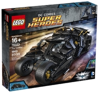 LEGO DC Super Heroes 76023 Тумблер