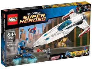 LEGO DC Super Heroes 76028 Вторжение Дарксайда