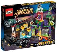LEGO DC Super Heroes 76035 Джокерлэнд