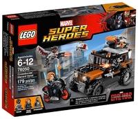 LEGO Marvel Super Heroes 76050 Опасное ограбление Кроссбоунса