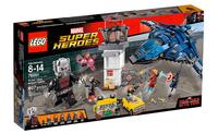 LEGO Marvel Super Heroes 76051 Сражение супергероев в аэропорту