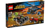 LEGO DC Super Heroes 76054 Страшный урожай Пугала