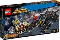 LEGO DC Super Heroes 76055 Разгром в канализации убийцы Крока