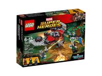 LEGO Marvel Super Heroes 76079 Атака Опустошителя