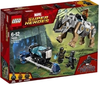 LEGO Marvel Super Heroes 76099 Поединок с Носорогом