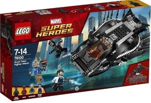 LEGO Marvel Super Heroes 76100 Нападение Королевского Когтя