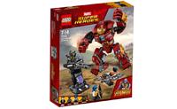 LEGO Marvel Super Heroes 76104 Бой Халкбастера