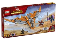 LEGO Marvel Super Heroes 76107 Танос: Последняя битва