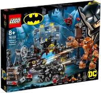 Lego DC Super Heroes 76122 Вторжение Глиноликого в Бэтпещеру