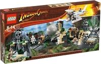 LEGO Indiana Jones 7623 Побег из храма