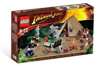 LEGO Indiana Jones 7624 Дуэль в джунглях