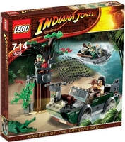 LEGO Indiana Jones 7625 River Chase