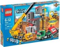 LEGO City 7633 Строительная площадка