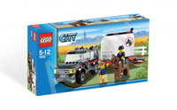 LEGO City 7635 Полноприводной трейлер с лошадью
