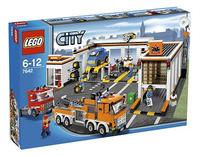 LEGO City 7642 Гараж