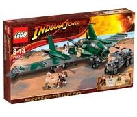 LEGO Indiana Jones 7683 Битва на Летающем Крыле
