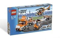 LEGO City 7686 Транспортный вертолет