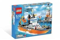 LEGO City 7739 Патрульный катер береговой охраны и сигнальная башня