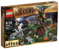 LEGO The Hobbit 79002 Атака варгов