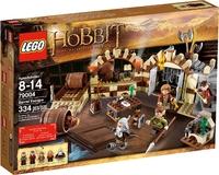 LEGO The Hobbit 79004 Спасительный побег в винных бочках